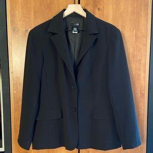 East 5th Classic Black Blazer (18), gently used